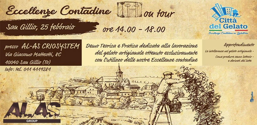 Eccellenze Contadine in Gelateria 2019